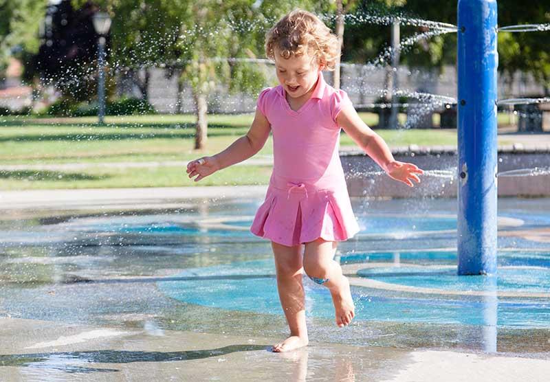 Pecos Splash Pad